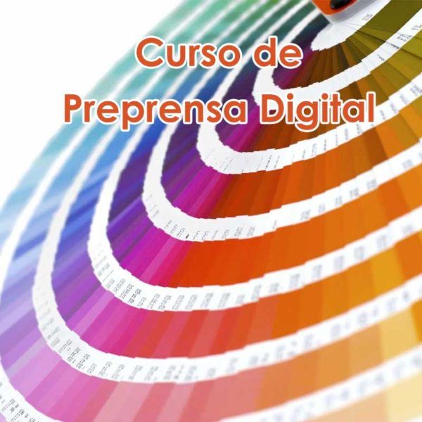 Curso de PrePrensa Digital On Line